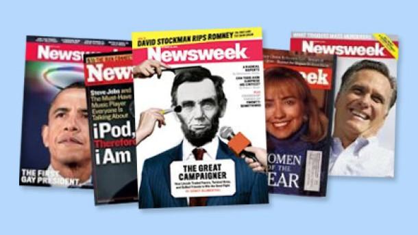Newsweek stellt Print-Ausgabe ein