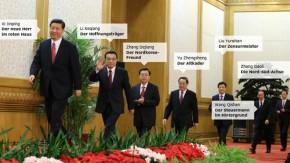 Wer hat die Macht in China?
