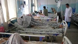 Afghanisches Gesundheitssystem droht zu kollabieren