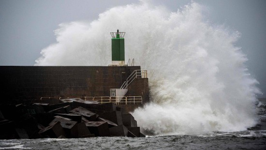 Tote bei massiven Unwettern in Südeuropa