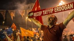 "OSZE bezeichnet Wahl als ""unfair"""