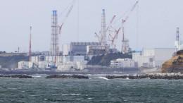 Japan leitet Wasser aus Fukushima ins Meer