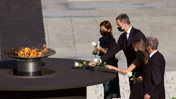 Spanien trauert um Corona-Tote