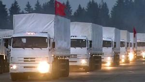 Kiew will russischen Konvoi nicht ins Land lassen