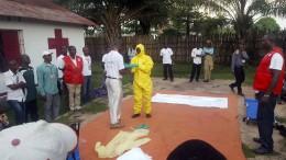"""Ebola-Warnstufe im Kongo """"sehr hoch"""""""