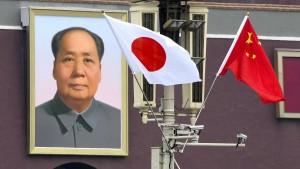 Japan und China gehen wieder aufeinander zu