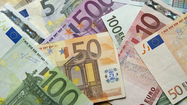 Halbe Milliarde Euro für Investitionen