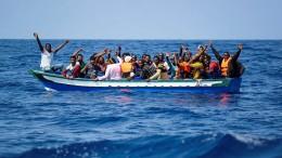 """Deutschland nimmt bis zu 50 Migranten der """"Aquarius"""" auf"""