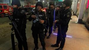 Mehr als dreißig Tote bei Überfall auf Hotelanlage