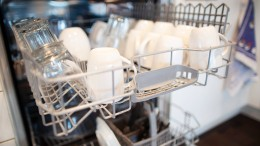 Spülmaschine essen Beziehung auf