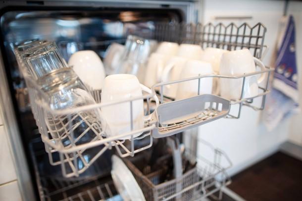 Berühmt Bild zu: Warum Spülmaschinen eine Gefahr für die Beziehung DU33