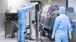 Reservefabriken für das nächste Virus