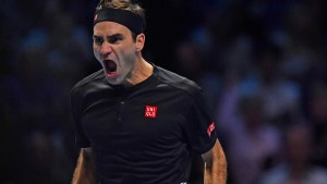 Federer wirft Djokovic raus