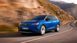 VW bringt das elektrische SUV ID 4 zum Jahresende