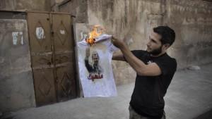 Kopfgeld auf Assad ausgesetzt