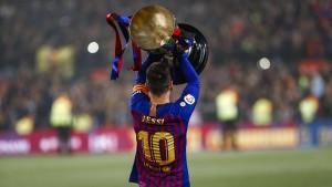 FC Barcelona wird spanischer Meister