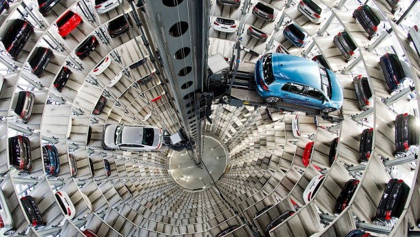 Hohe Rabatte für Autos