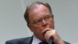 Niedersachsens Ministerpräsident sieht kaum Chancen für Rot-Rot-Grün