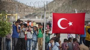 Türkei will schneller ans Geld aus dem Flüchtlingspakt