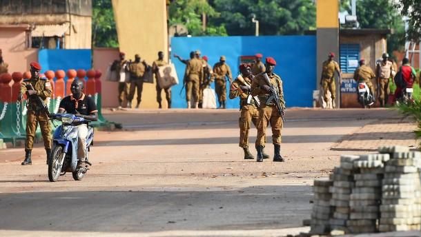 Sechs Tote bei Attacke in Burkina Faso