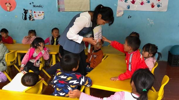 Wie China die Armut bekämpfen will
