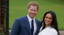 Verlobung im britischen Königshaus