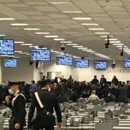 Im Bunker: In einem eigens erbauten Sicherheitstrakt in einer Lagerhalle müssen sich Hunderte mutmaßliche Mitglieder der 'Ndrangheta vor Gericht verantworten.