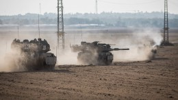 Feuerpause beendet schwere Angriffe im Gazastreifen vorläufig