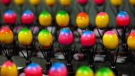 Nicht nur zu Ostern: Der Eierautomat liefert rund um die Uhr