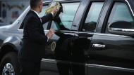 Steuervorteile für Firmenwagen schaden Klima