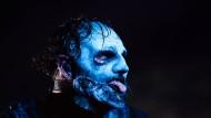 Atonale Dissonanzen im übersteuerten Dezibelrausch: Sänger Corey Taylor