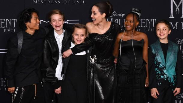 Angelina Jolie als böse Fee