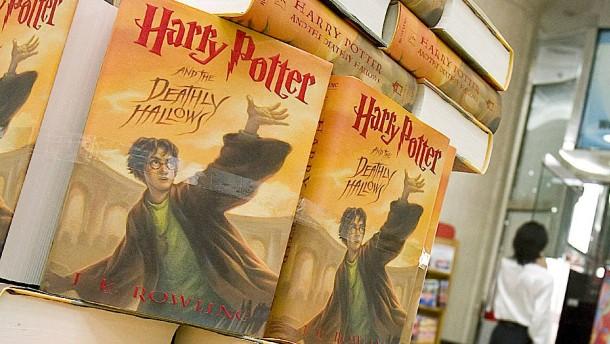 """Schule verbannt """"Harry Potter"""" aus der Bücherei"""