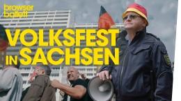 """Volksfest in Sachsen"""