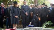 Trauer um Holocaust-Überlebenden Max Mannheimer