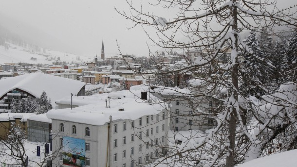 Grie Soß' und Würstchen in Davos