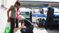 Welche Kontrollen sind im Schengen-Raum möglich?