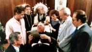"""Sein Wille geschehe: Jonathan Winters als W. D. Westmoreland ändert in dem Film """"Keine Kohle ohne Braut"""" kurzfristig sein Testament."""