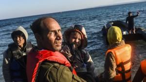Türkische Behörden unterstützen Menschenschmuggler
