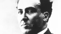 """Thomas Huber liest """"Ostersonntag"""" von Antonio Machado"""