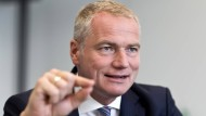 """Carsten Kengeter, Vorstandsvorsitzender der Deutsche Börse AG: """"Das Profil der Londoner Börse und unseres passen wie ein Puzzle zusammen."""""""