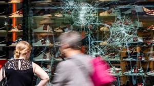 Jugendstrafen nach Stuttgarter Krawallnacht