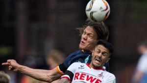Bremen rutscht auf den Relegationsplatz