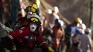 Erdbeben in Mexiko wird zum Wettlauf gegen die Zeit