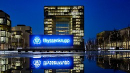 Thyssen trennt sich von Aufzügen