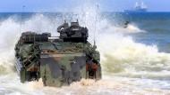 Nato übt Manöver an der Ostsee