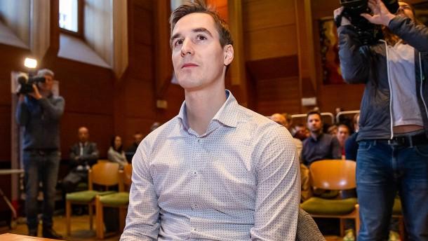 Johannes Dürr zu Bewährungsstrafe verurteilt