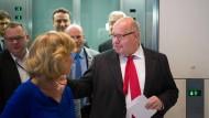 Koalition fasst Elf-Punkte-Beschluss - Streitthemen offen