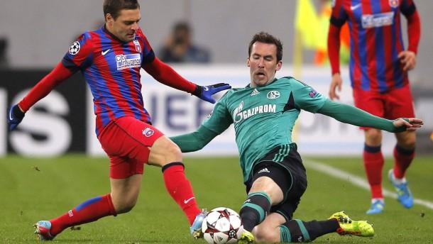 Wertloses Unentschieden für Schalke