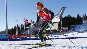 Biathletin Dahlmeier zurück im Weltcup